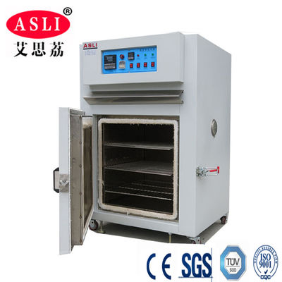 China 300 Degree High Temperature Ovens / Industrial Drying Oven Built In Timer factory