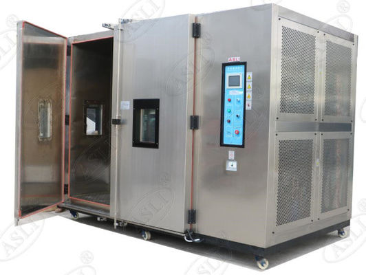 Rapid - Rate Thermal Temperature Cycling Chamber For Test Requiring Quick Changes