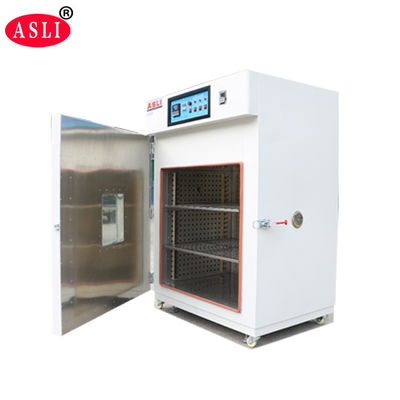 China Industrial Vacuum Dryer Machine High Temperature Ovens For Lab Use , 270 Liters factory