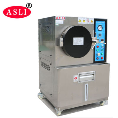 China High - Low Temperature Test Chamber With Pressure Air Accelerated Test Machine factory