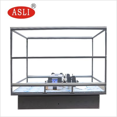 China Digital 150~300 RPM Electronic Products Transport Simulation Mechanical Vibration Test Machine factory