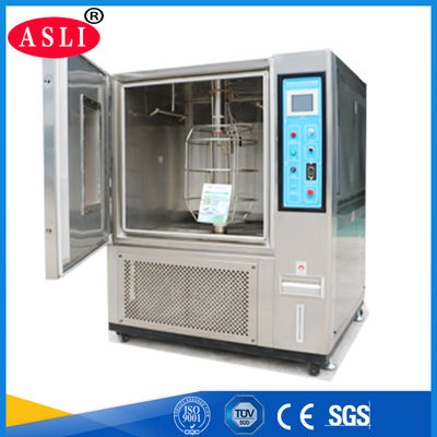 China Simulate Xenon Lamp Light Fastness Climate UV Aging Test Chamber factory