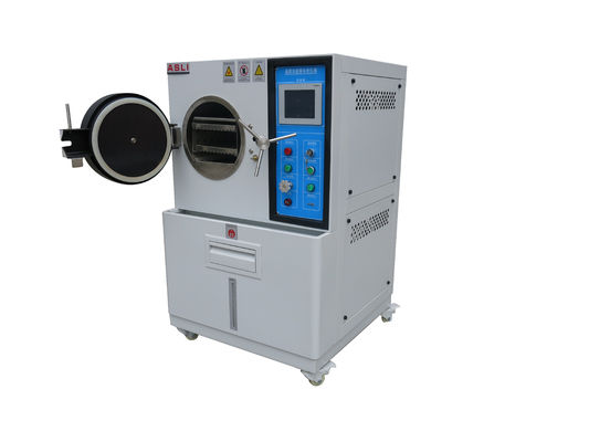 China Powder Painted Color White PCT Test Chamber In Enviromental Simulated Lab Equipment factory
