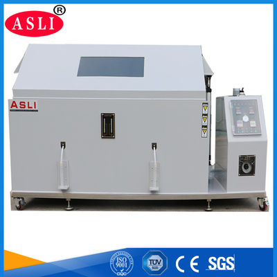 Meet JIS D 0201 Coating Salt Corrosion Test Chamber / Brine Spraying Test Equipment