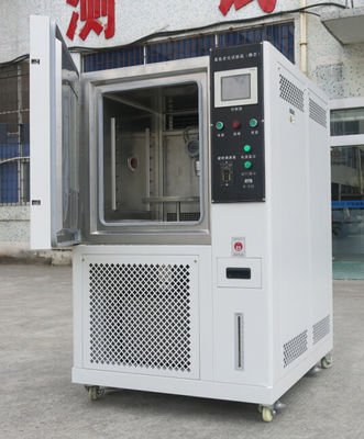 China 800L Automatic Rubber Ozone Corrosion Resistant Weathering Aging Test Chamber factory