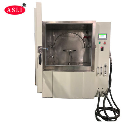 China ODM OEM Rain Spray Test Machine Small Or Large Size Stainless Steel factory