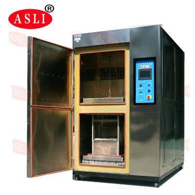High Low Temperature Thermal Shock Chamber Lab Equipment Open Width 400/500/600/700/800/1200mm