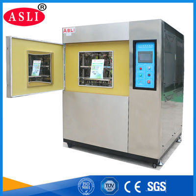China Two Rooms High - Low Temperature Impact Equipment / Thermal Shock Test Chamber factory