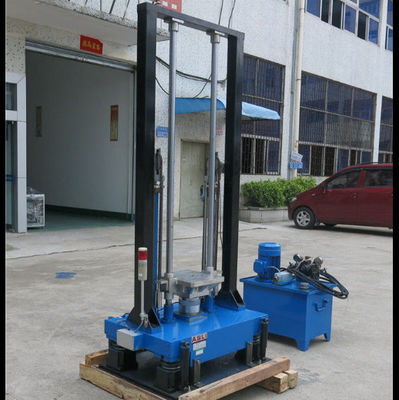China 60HZ Mechanical Testing Instruments / Acceleration Shock Fatigue Testing Machine factory
