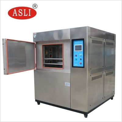 Customized Programmable Thermal Shock Chamber with -65℃ ~ +150℃ Temp CE ISO SGS