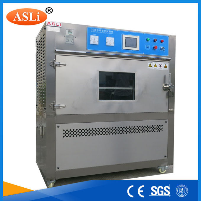 UV Light Simulation Accelerated Weathering Tester Aging Testing Chamber for Rubber and Plastic