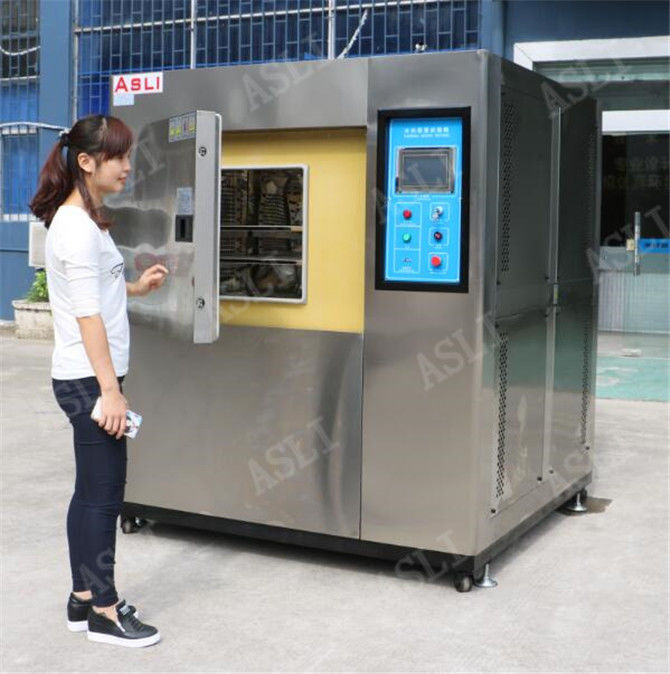 Automotive 1 Mintue Recover Time Thermal Shock Lab Test Chamber 200 Degree Temperature