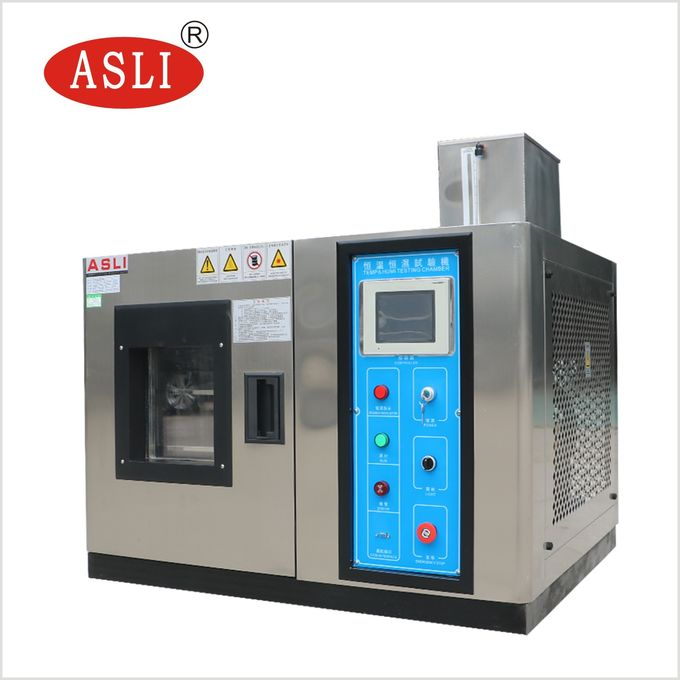 Constant High Low Temperature Cycling Desktop Thermal Humidity Test Chamber